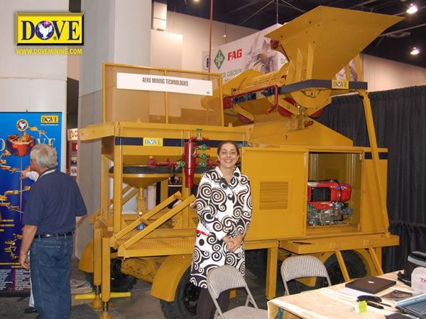 DOVE Equipment at MINEXPO