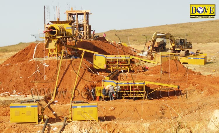 Gemstone mining project in Nigeria
