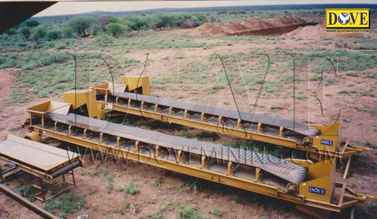 DOVE conveyors