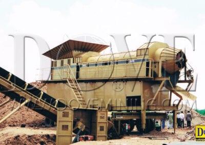 DOVE gemstone mining equipment in Kenia