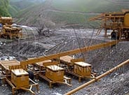 DOVE Alluvial (Placer) gold processing plant in Afghanistan