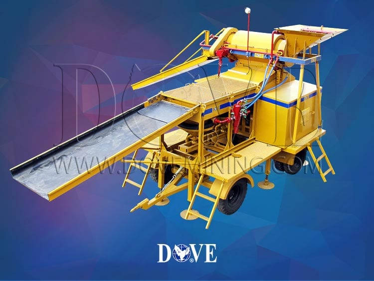 DOVE Explorer portable plant