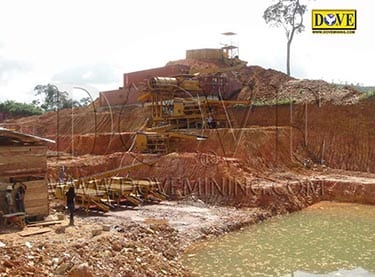 Gold processing plant supplied to Ghana