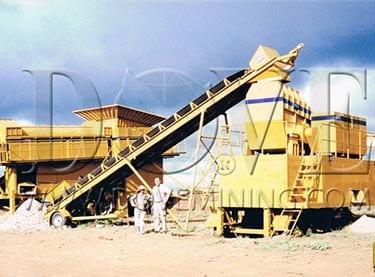 Minerals processing plant in Kenya
