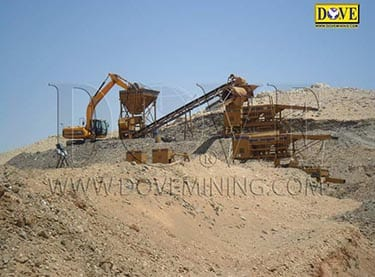 gold processing plant in Sudan