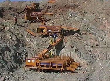 Minerals processing plantin Uganda