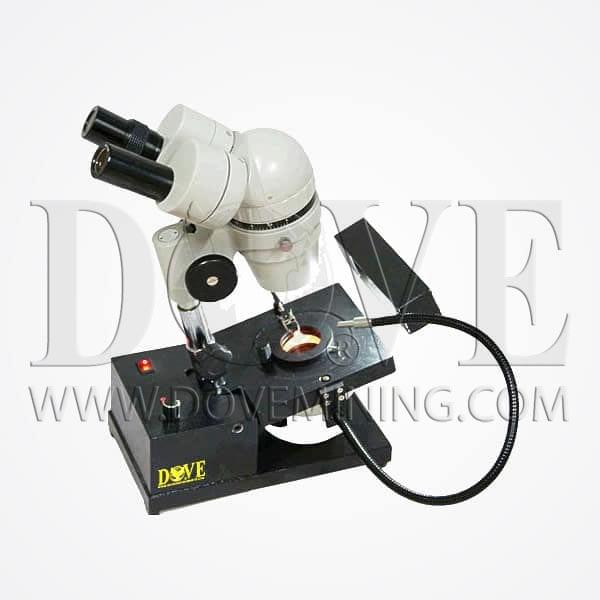 Adjustable Tilt Stage Microscope