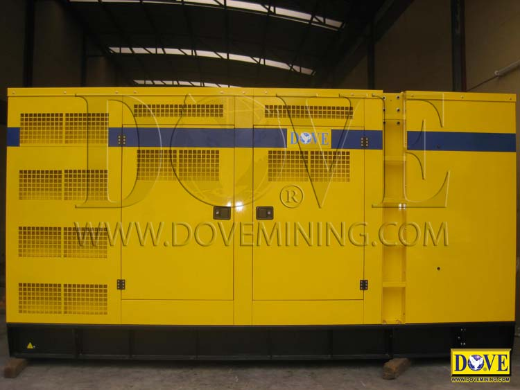 DOVE generator