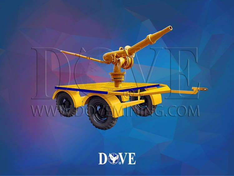 DOVE hydraulic monitor/ hydraulic cannon