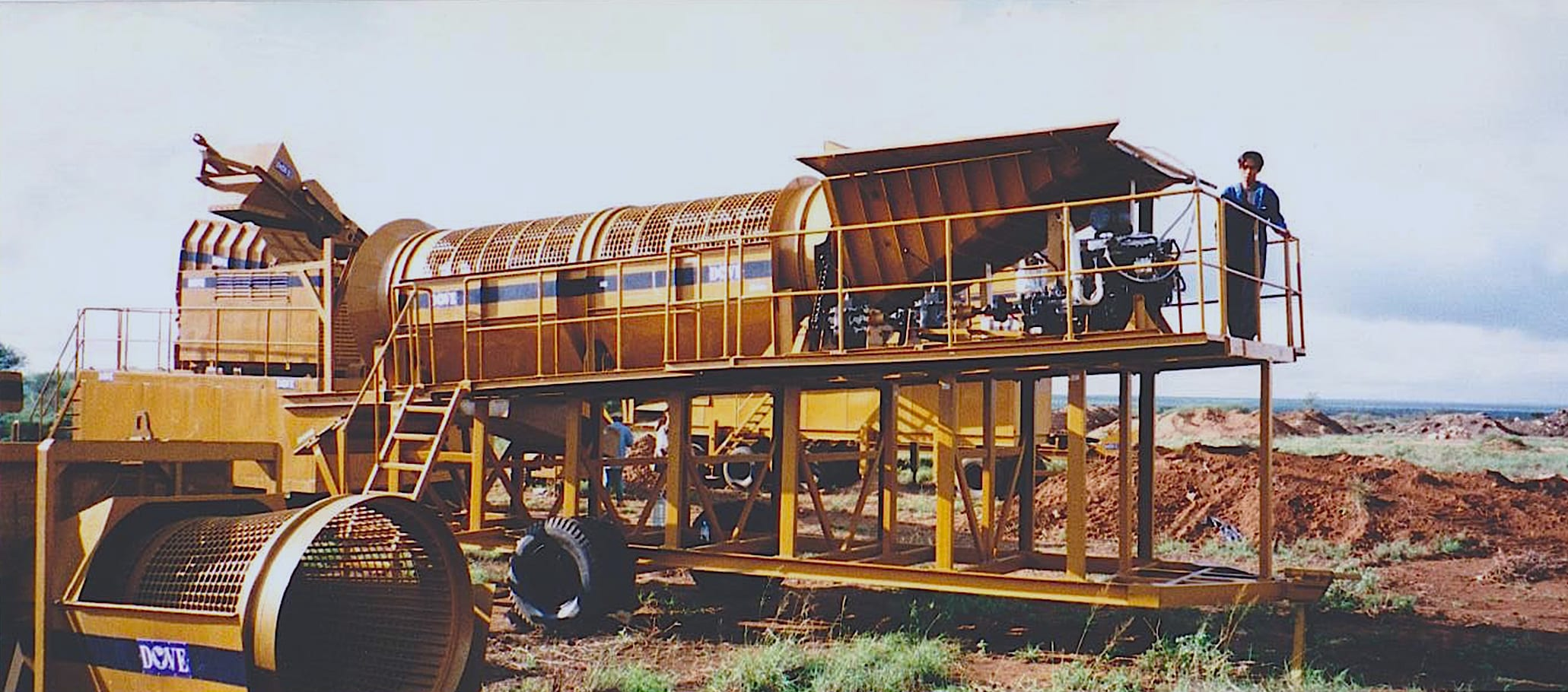 DOVE MINING EQUIPMENT GALLERY