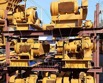 Mining equipment for Malaysia project 2019