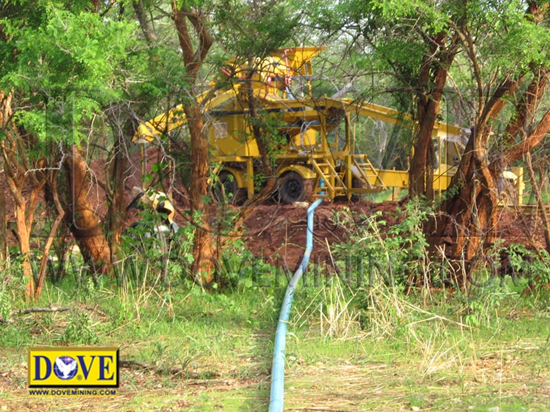 Sudan gold mining project 2007