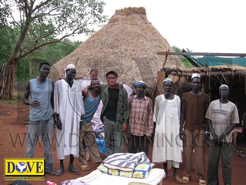 Sudan project 2007
