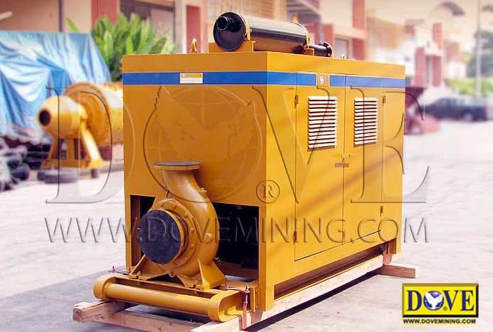 DOVE Centrifugal Water Pump