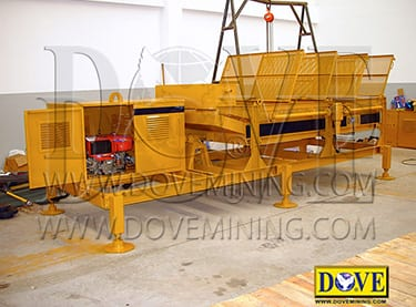 DOVE equipment for Alaska mining project