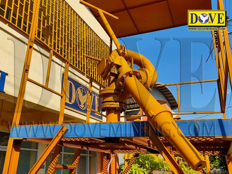DOVE hydraulic monitor