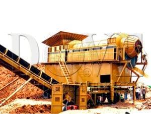 DOVE mining equipment Desertminer
