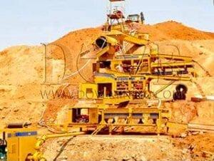 DOVE mining equipment Explorer