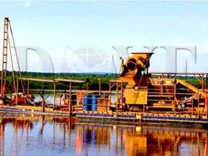 DOVE mining equipment Riverminer