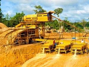 DOVE mining equipment Superminer