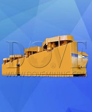 DOVE flotation process