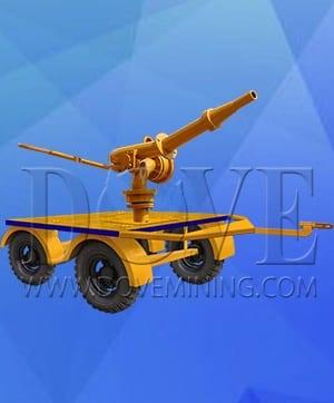 DOVE hydraulic cannon hydraulic monitor