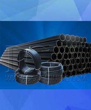 hydraulic system, pipes