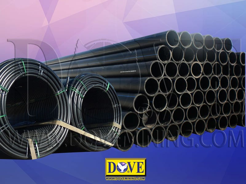 Pipes, Hydraulic systems, DOVE Equipment