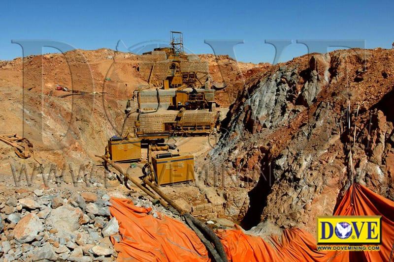 Sudan Hard Rock Mine 2014