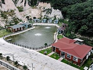 DOVE China Project management villas