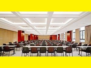 DOVE China Project staff training room