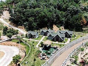 DOVE China Project villas