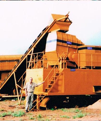 DOVE mining projects Kenia Tsavo