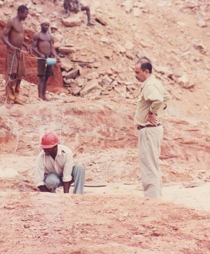 DOVE mining projects Tanzania 2004-2006