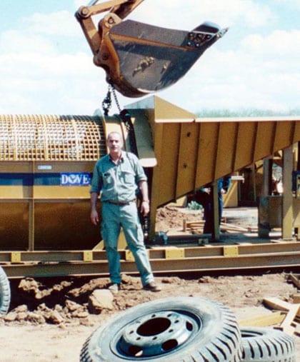 DOVE mining projects Cambodia 1996