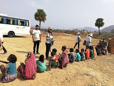 Sharifi Foundation Food and Shelter Support