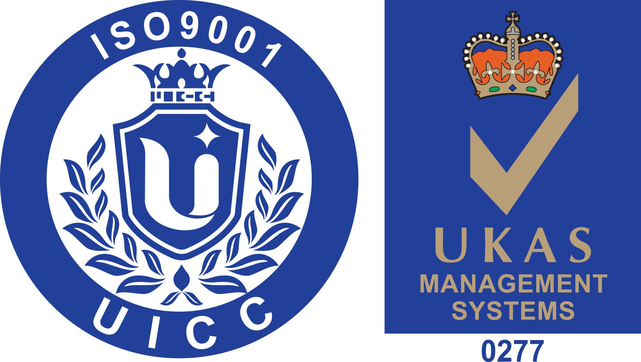 UKAS ISO 9001 OL