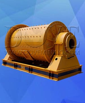 DOVE Mining equipment rod mill