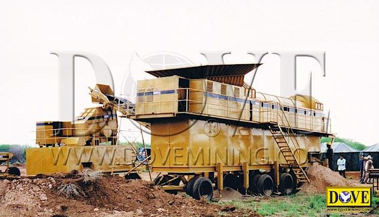 DOVE Dry plant in Kenya 2002