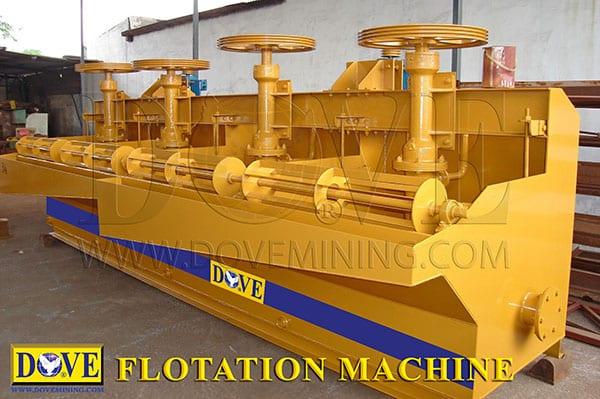 DOVE Flotation Machine