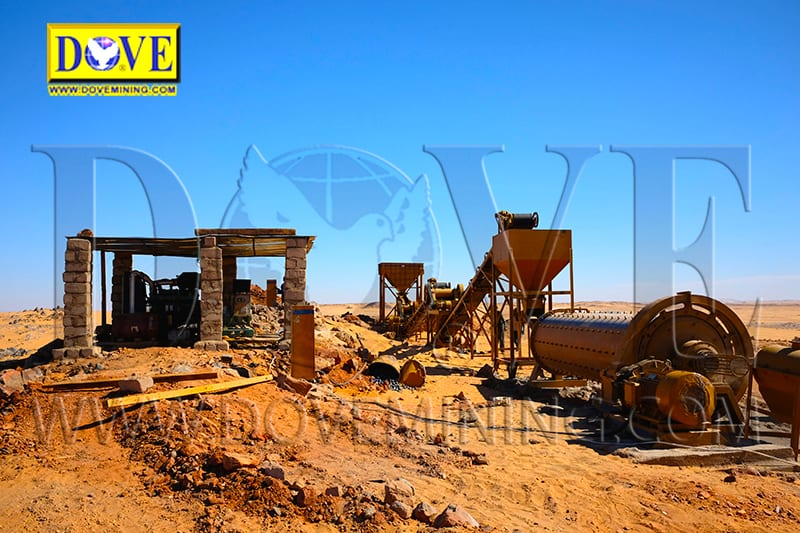 Sudan Hard Rock Mine