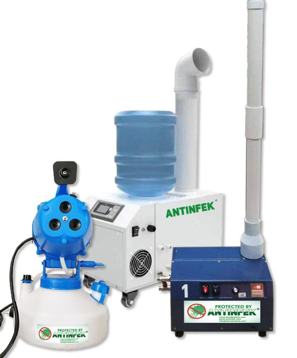 Biotech Products Sanitizing equipment