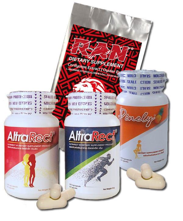 DOVE Biotech Herbal Supplements