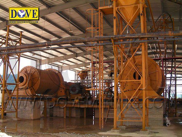 DOVE Grinding mills