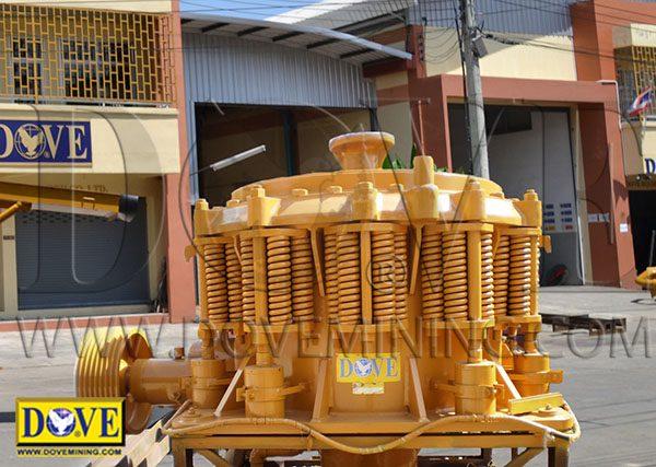 DOVE factory cone crusher