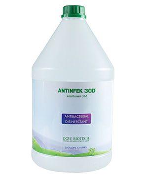 1 Gallon Antinfek 30D